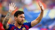 """""""Messi wird Karriere in Barcelona beenden"""""""