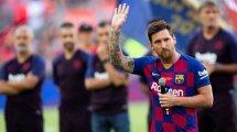 Träumt Inter von Messi?