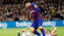 Messi reagiert auf Inter-Gerüchte