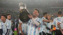 Hattrick, Rekord & Tränen: Messis Gala-Abend in Buenos Aires