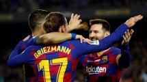 Barça: Mit vermeintlichem Traumsturm zum ersten Härtetest