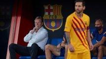 """""""Haben einen Plan"""": Barça-Trainer Koeman über Messi & Wintertransfers"""