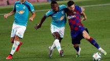 Barça verliert, Messi tobt & Setién muss bangen