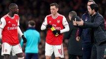 """""""Meine Position ist klar"""" – Özil beharrt auf Arsenal-Verbleib"""
