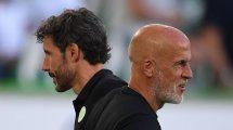 Frontzeck übernimmt interimsweise in Wolfsburg