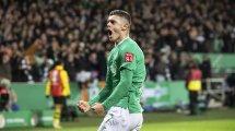 Werder: Gute Nachrichten bei Bittencourt & Rashica