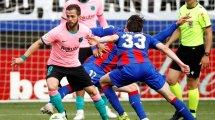 Zu Besiktas: Barça gibt Pjanic doch noch ab