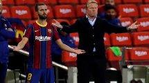 Große Pläne, keine Deals: Barça versagt auf der Zielgeraden