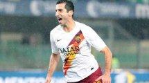 Roma will Mkhitaryan-Leihe ausdehnen