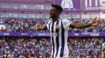 Atlético bietet für Valladolid-Verteidiger