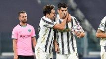 """Berater sicher: """"Juve wird Morata kaufen"""""""
