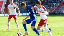 Wolfsburg schnappt sich Offensiv-Juwel