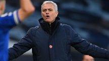 Tottenham: Spieler kritisieren Mourinho