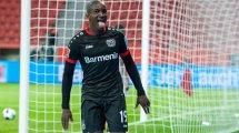 Leverkusen bindet Diaby & Tapsoba