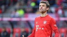 Medien: Bayern vor Einigung mit Müller