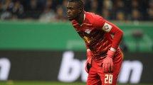 RB: Krösche kündigt Mvogo-Abschied an
