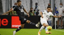 Marseille schnappt sich Nagatomo