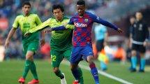 Zwei Spieler plus 25 Millionen: Barça vergoldet Semedo