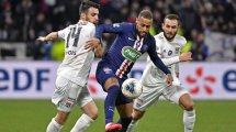 PSG-Gala in Lyon – Neymar findet seine Form