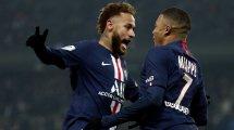 Ligue 1-Ausgang beschlossen: PSG ist Meister