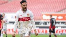 VfB: Zwei Klubs fühlen bei González vor