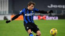 Inter: Barella winkt Vertragsverlängerung