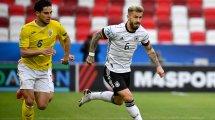 U21-EM: Deutschland im Viertelfinale | Dorsch bester Mann