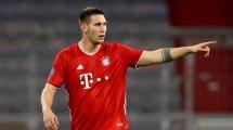 FC Bayern: Süle fehlt gegen Union