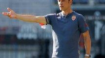 Kovac zufrieden mit Volland-Debüt