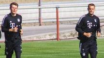 FC Bayern: Neuers Karriereplan und seine Folgen für Nübel