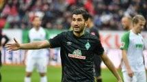 Werder: Strohhalm für Sahin