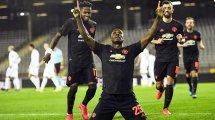 Ighalo bleibt bei United
