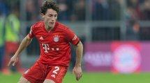 FC Bayern: Odriozola erläutert seinen Fehlstart