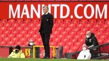 United: Solskjaer fordert fünf Verlängerungen