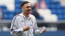Bayern verleiht Batista Meier nach Heerenveen