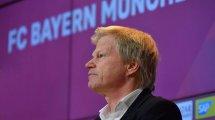 FC Bayern: Kahn-Ansage zu Lewandowski   Richards nach England?