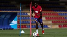 Medien: Dembélé vor United-Wechsel