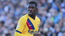 Medien: PSG hakt Dembélé nicht ab