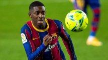 Barça bietet Dembélé fünf Jahre