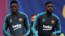Barça: Umtiti nach Frankreich?