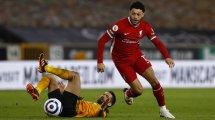 Liverpool: Oxlade-Chamberlain im Sommer weg?