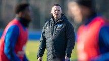 DFL verlegt die nächsten drei Hertha-Spiele