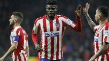 Atlético: Will Thomas weg?