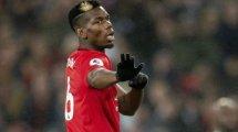 Juve: Drei Spieler für Pogba?
