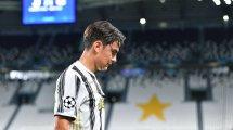 Juve-Sportdirektor hofft auf Dybala-Verlängerung