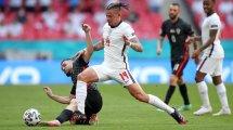 """Absolutes Beast"": Englands Phillips begeistert Stars & Presse"