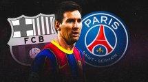 Messi unterschreibt bei PSG