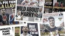 Neymar will Messi   Pep heiß auf Kane