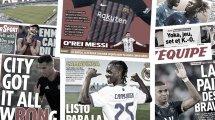 England im Ronaldo-Fieber | Juve trifft es knüppeldick
