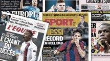 Messis treue Seele | Werner macht Inter & Juve froh